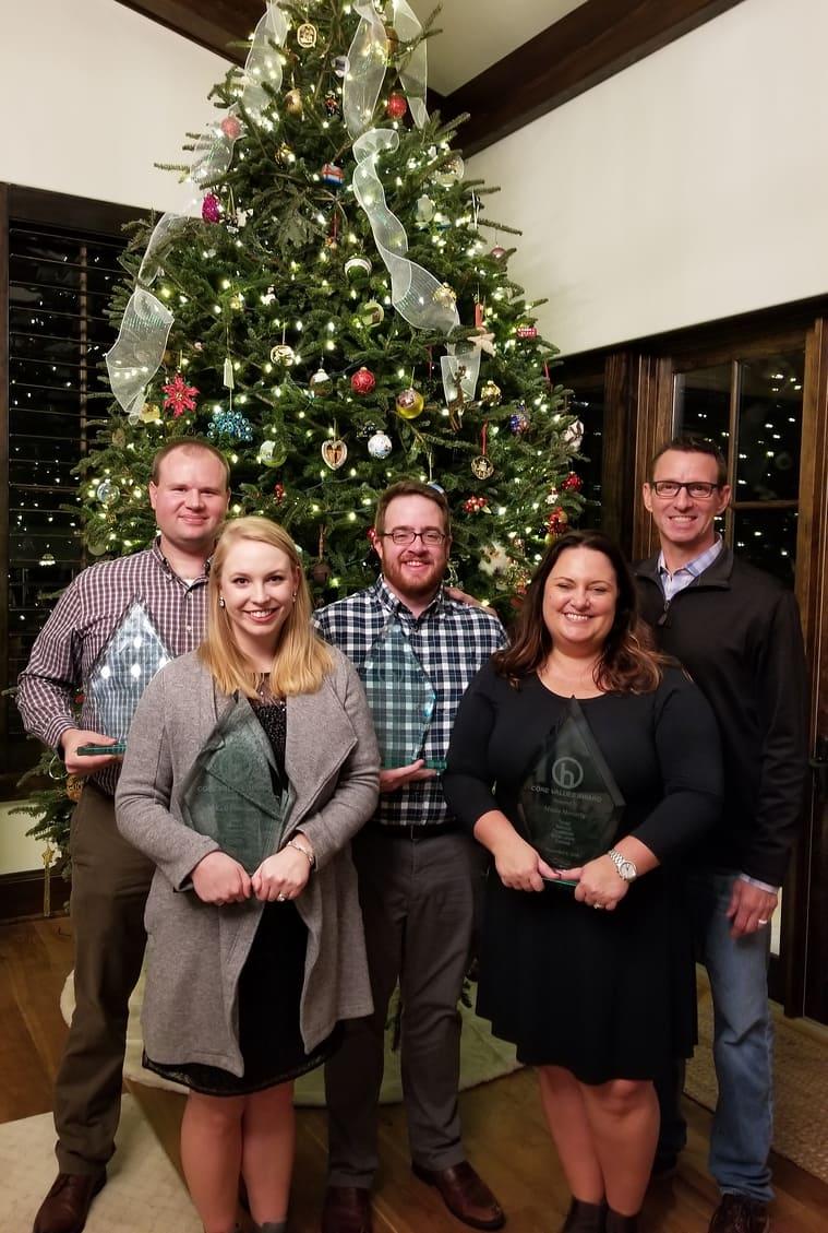 Hueman Core Value Award Winners